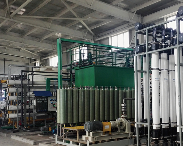 ZLD (Zero Liquid Discharge) technology for Inner Mongolia pharmaceutical wastewater treatment